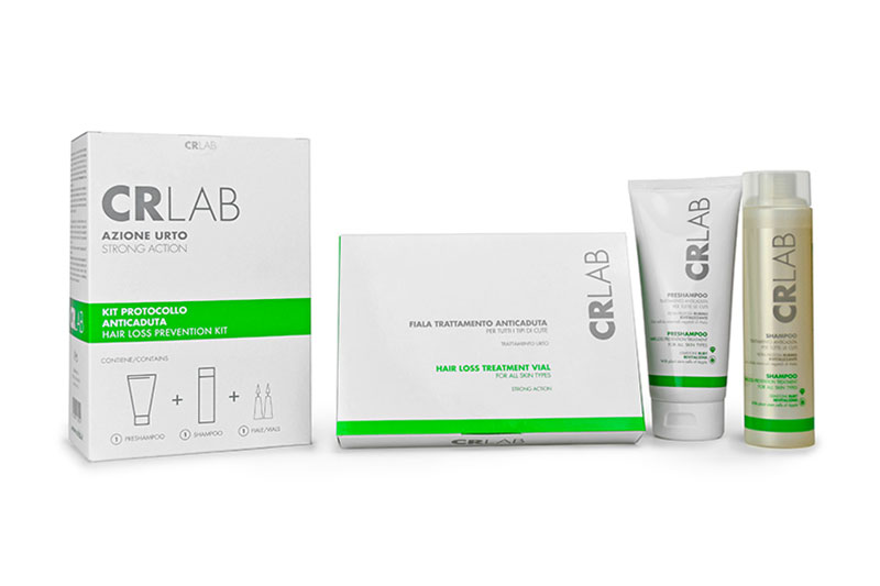 CR Lab hair loss products